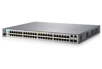 HP 2530-48 PoE+ Switch