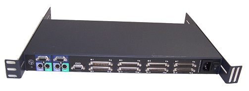 DELL 582RR KVM Switch