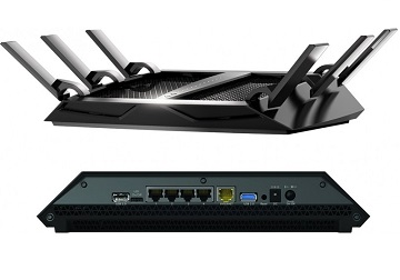 NETGEAR NIGHTHAWK X6 AC3200 Tri-Band WiFi Router