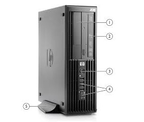 HP Z200 SFF Workstation